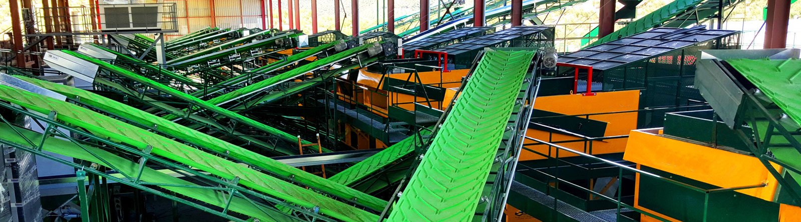 Agriculure & food processing conveyor belts