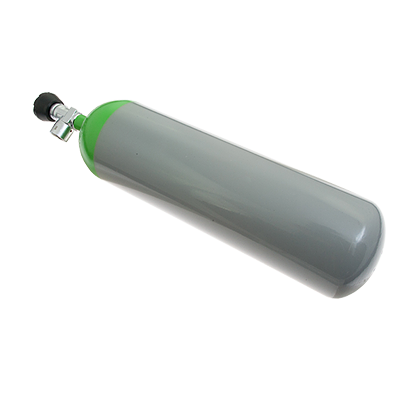 INFLATABLE DECONTAMINATION UNITS - AIR CYLINDER