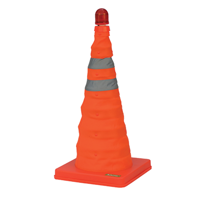 INFLATABLE DECONTAMINATION UNITS - FOLDABLE CONE SIGN