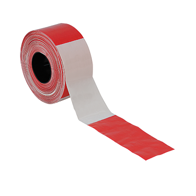 INFLATABLE DECONTAMINATION UNITS - RED/WHITE TAPE