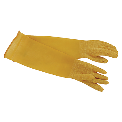 INFLATABLE DECONTAMINATION UNITS - SPARE GLOVES (PAIR)