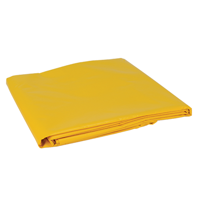 INFLATABLE DECONTAMINATION UNITS - YELLOW DECONTAMINATION MAT