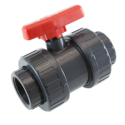 HELICOPTER ONION TANKS - PVC BALL VALVE