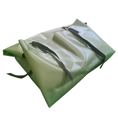 SELF-SUPPORTING INTERCEPTIVE TANKS – PACKING BAG