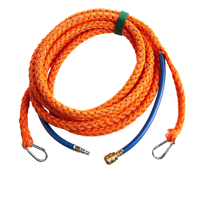 MEDUSA PACKERS - POLY LIFT INFLATION HOSE